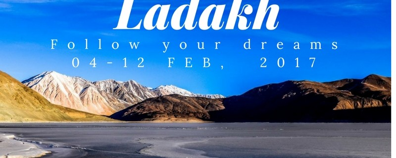 Lets go to Ladakh