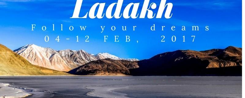 Lets go to Ladakh